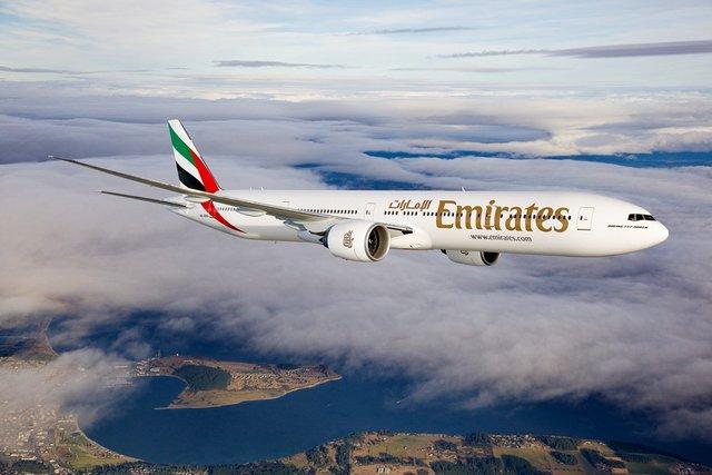 Emirates ogłaszają otwarcie połączenia do Tajpej