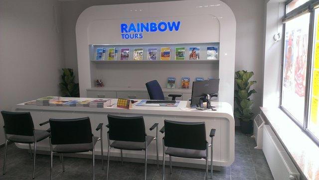 Rainbow Tours rozwija sieć franczyzową
