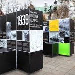 Plenerowa wystawa w sercu stolicy