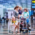 Ile kosztuje podróż samolotem z dziećmi?